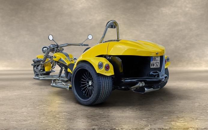 Boom Highway Trike