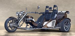 Boom Trike Mustang Family