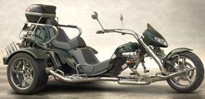 Boom Trike Low-Rider