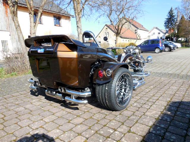 Miettrike-Boom Mustang ST1
