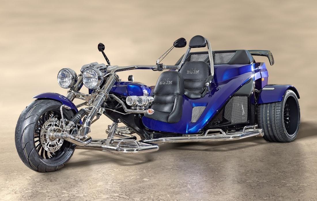 Boom Fighter Trike neu kaufen